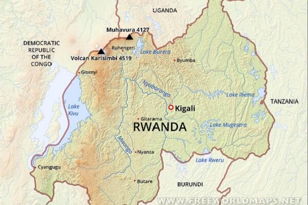 Rwanda over view