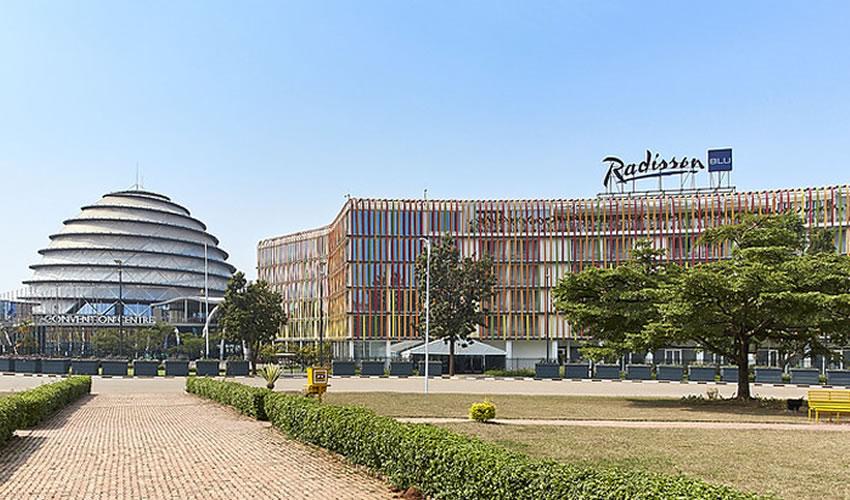 Radisson Blue and Convention Center